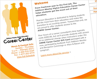 Pearson Career Center