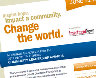 Community Leadership Awards