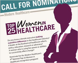 Top 25 Women in Healthcare